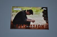 2017 Topps Walking Dead Evolution Rust Parallel Cards Pick CHOICE List Make Lot
