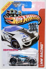 HOT WHEELS 2013 HW RACING HIGH VOLTAGE CHROME FACTORY SEALED