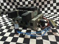 SMC Manifold NVSP4216-0052F, Shipsameday Rack L #L70