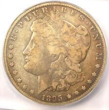1895-S Morgan Silver Dollar $1 - Certified ICG VF30 - Rare Date - $960 Value!