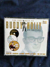 Buddy Holly - Very Best of and the Picks [Prism] (2006) 3 Disc Box Set
