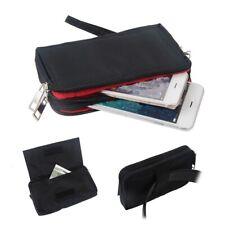 for LG D295 G2 Lite Dual / D295f L Fino  Multipurpose Horizontal Belt Case Nylon