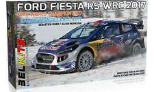 1/24 Maquette en Kit FORD FIESTA RS WRC 2017 OGIER - Belkit k012