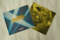 Vintage Diecast model catalogues - Rio 1978 & Solido 1978/79