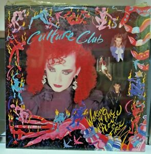 Vinyl LP Album: Culture Club - Waking Up With The House On Fire [sigillato]