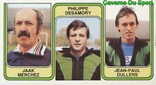 398 MERCHEZ DESAMORY JEAN-DULLERS STADE LEUVEN STICKER FOOTBALL 1983 PANINI