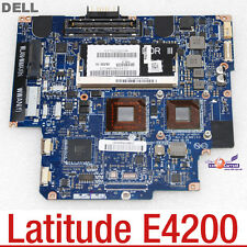 ORDINATEUR PORTABLE CARTE MÈRE DELL LATITUDE E4200 CPU CORE 2 DUO U9400 07W24W