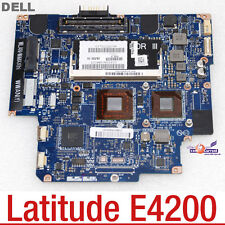 Carte mère ordinateur portable Dell Latitude e4200 CPU Core 2 duo u9400 07w24w 7w24w 303