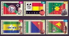 Papua New Guinea 2004 Provincial Flags