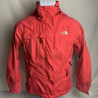 THE NORTH FACE Womens HyVENT Hooded Ski Snowboard Jacket Shell-Size S-Authentic