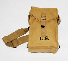 WWII 2 US AMRY M1 PARATROOPER GENERAL CANVAS PURPOSE AMMO BAG WITH STRAP