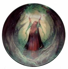 Zarolan The Earth Wizard Wizards Of The Four Elements John Millington Plate