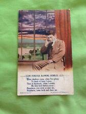 Rare Song Series Postcard, ' Bubbles' , West Ham Theme tune