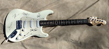PEARL JAM ~ Signed Guitar ~ SIGNED BY BAND!