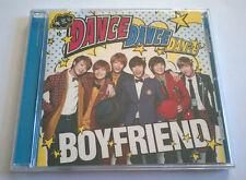 Boyfriend Dance Dance Dance My Lady Japan Normal Edi. CD Single - No Photocard