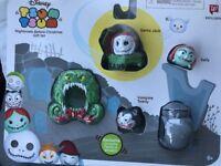Disney Tsum Tsum 6-Piece Gift Set Nightmare Before Christmas Jack Skellington
