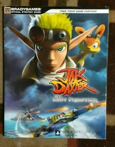 Jak And Daxter The Lost Frontier Bradygames Official Strategy Guide PSP/PS2