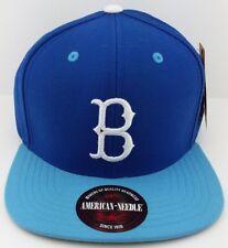 Brooklyn Dodgers MLB 2-tone snap-back,hat,baseball cap/American needle