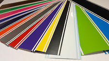8 X 72 Vinyl Racing Stripe Pinstripe Decals Stickers 18 Colors Stripes