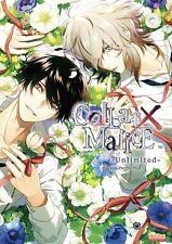 Collar x Malice NEW Unlimited Official Fan Book Kindle/PDF Version game artbook