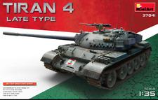 Miniart 1/35 tiran 4 finales de tipo medio tanque # 37041