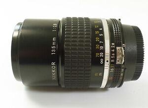 NIKKOR 135mm f/2.8 Ais