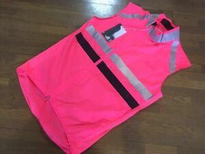 Rapha Brevet Visibility Gilet - High-Vis Pink - Large