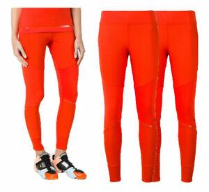 Adidas Womens Leggings Leggins Bottoms Slim Pants Stella McCartney Yoga Pant