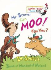 Mr. Brown Can Moo, Can You : Dr. Seuss's Book of Wonderful Noises (Bright...