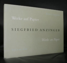 Siegfried Anzinger # WORKS ON PAPER # mint ,2004