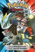 Pokemon  Adventures Black2 & White2   Volume 1      Manga   Paperback  NEW