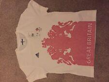 Adidas Team GB T-Shirt