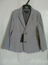Marks and Spencer Autograph Boys Jacket/Blazer, cotton & linen age 4-5 years New