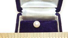 K. Mikimoto Pearl Tie Pin in original box