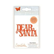 tonic studio essentials die -  dear santa - 1400e