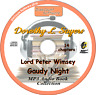 Gaudy Night Lord Peter Wimsey -Dorothy L. Sayers MP3 Audio Book MP3 CD