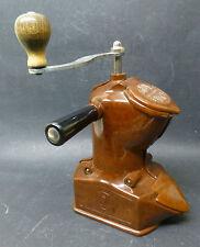ART DECO Moccamühle REFORM- Pe De Dienes - Bakelit 20er ! Mokka / Kaffeemühle