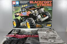 "New Open Box Vintage Tamiya 1/10 RC Blackfoot Extreme 58312 ""discontinued Kit"""