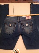 TRUE RELIGION SIZE 26 BILLY WOMENS JEANS