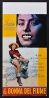 Plakat Die Frau Der Fluss Sophia Loren Gerard Oury Lise Bourdin Soldaten N44