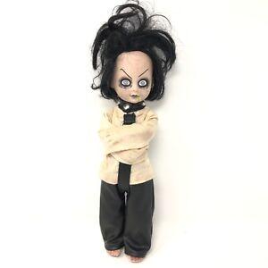 "Rare 10"" Mezco Living Dead Dolls LLD 2001 Sybil Straight Jacket 99931"