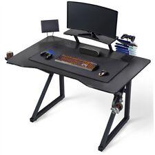 Gaming Tisch Gamer Computertisch Ergonomischer PC Schreibtisch Großer Bürotisch