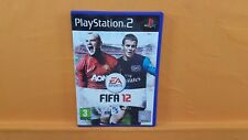 ps2 FIFA 12 Nintendo PAL UK Version