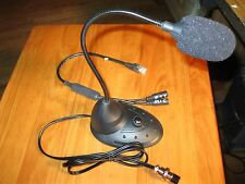 ARCO DESK CONDENSER MIC FOR  KENWOOD  HF RADIOS