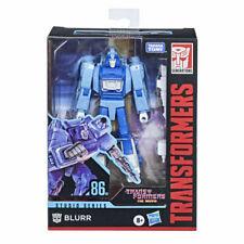 Hasbro -F077 Transformers The Movie 1986 Studio Series Deluxe Blurr Figure. NiB!
