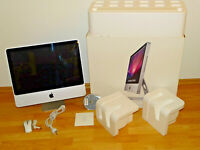 "Apple iMac 20"" in OVP, 250GB HDD, IntelCore 2 Duo 2,4GHz, 4GB RAM, 2J. Garantie"