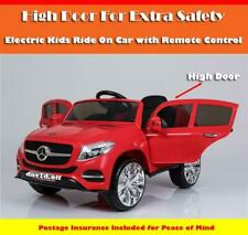 New Extra Safe SUV Mercedes Electric Kids Ride On Car with High Door 12V Battery