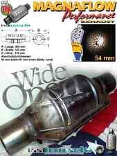 Magnaflow CATALIZZATORE SPORTIVO 200 CELLE 125mm Catalizzatore metallico 53104m