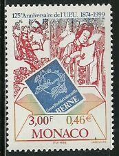 MONACO MINT NEVER HINGED NH # 2136