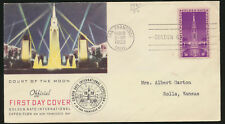 Golden Gate Exposition 1939 addressed  Cachet First Day Unsealed LOT A257